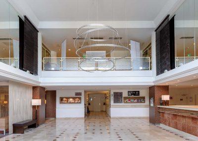 Mercure Hotel Koblenz Lobby